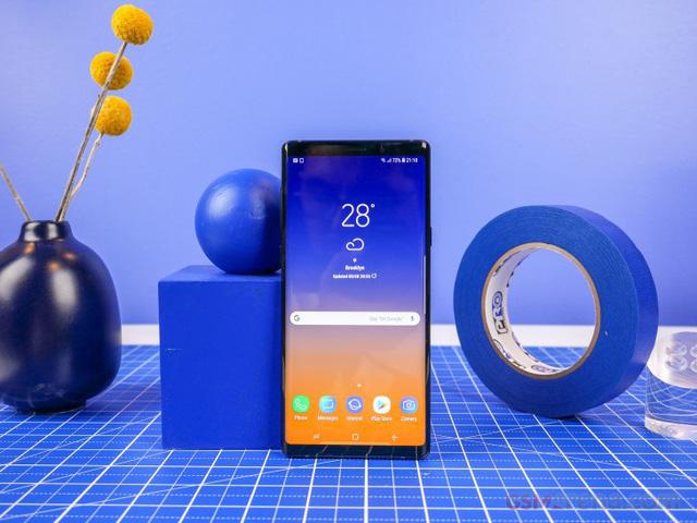 Samsung chính thức ra mắt Galaxy Note 9: Màn hình khổng lồ, pin 4.000mAh, điểm nhấn S Pen - Ảnh 4.