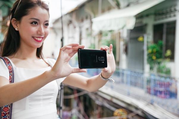 Với Galaxy S9+, ai cũng có thể trở thành Vblogger thực sự - Ảnh 2.