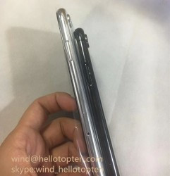 iPhone 6,1 inch tiep tuc lo dien voi camera lon o mat lung