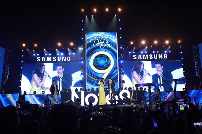 Galaxy Note9 mang loạt sao khủng 'đổ bộ' Đại tiệc Quyền năng công nghệ - ảnh 5