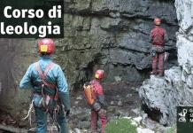 32° corso di speleologia - Banner