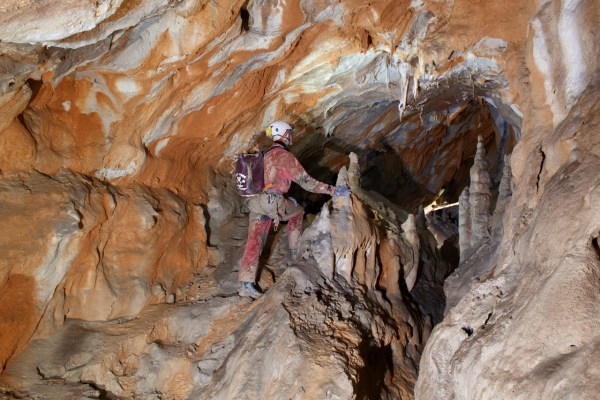 Gli ambienti di Shpella Markt