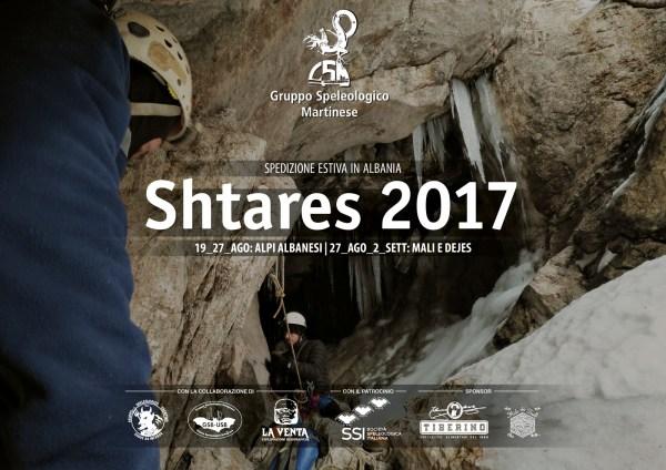 Locandina Shtares 2017