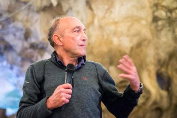 Giovanni Badino ad Alburni Condiviso (2016)