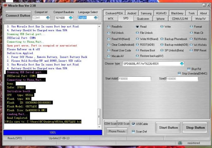 Download MiracleBox 2.58 crack