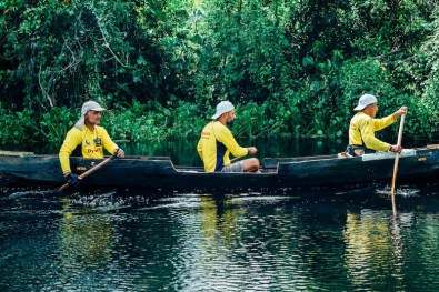 2016.05_Recorrido de 3 días en Curiara por el Caño Morichal Largo junto a Reto Caribe