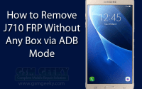 CG Eon Edge Official Stock Firmware ROM (Flash File) | GSM Geeky