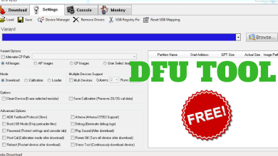 Photo of DFU Flash Tool Free Download – 2020 Edition