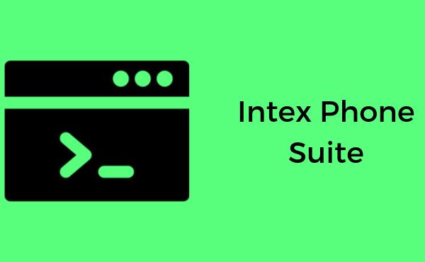 Intex Phone Suite