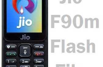 Photo of JIO-Phone F90M Flash File Free Download