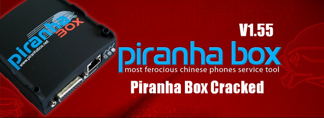 Piranha Box Cracked