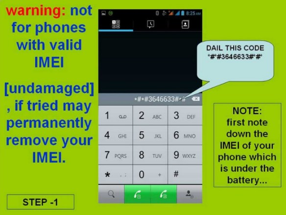 IMEI & SN Writer Tool V1 5 3 Latest Version Download | GSM