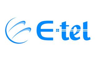 E-tel Logo
