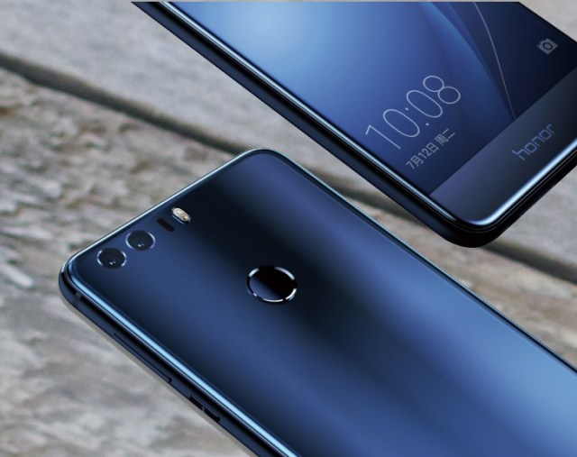 Honor 8 pro available for sale by April 20