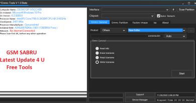 V-EMMC TOOLS New Update V1.0.1 Free Tools OPPO/VIVO/Xiaomi/Samsung