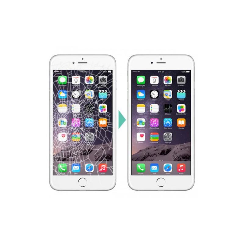changement ecran lcd et vitre tactile iphone 6