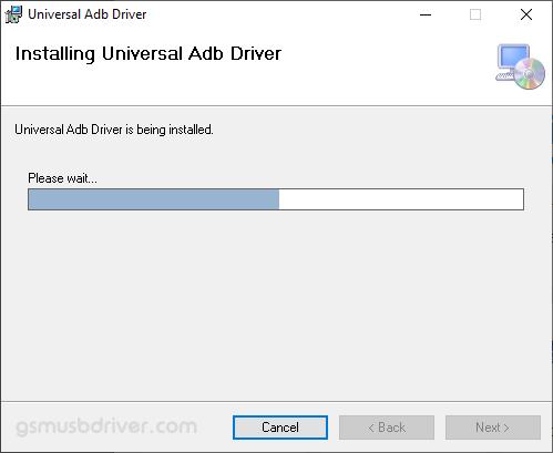 Universal ADB Driver Installing