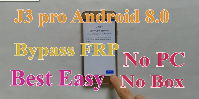 frp bypass apk android 8 1