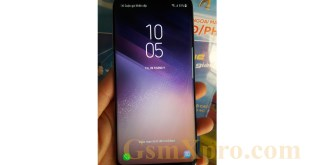 Combination S8 Plus file Samsung Galaxy S8+ SM-G955