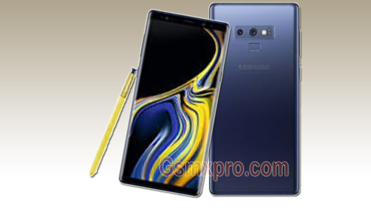 STOCK FIRMWARE NOTE 9 SAMSUNG SM-N960 - Mobile Solutions