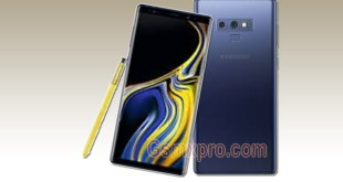 Stock Firmware Note 9 SM-N960