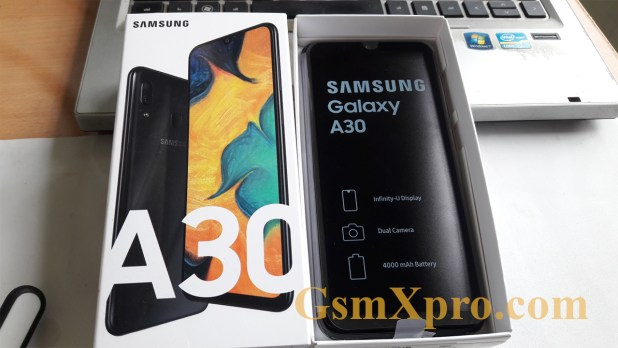 Combination A30 Samsung A305 File