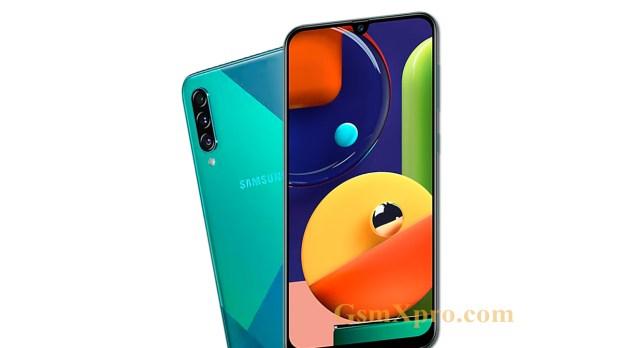 Stock Firmware A50s Samsung Galaxy SM-A507 File