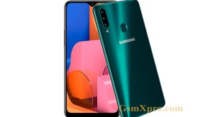 Stock Firmware Samsung Galaxy A20s SM-A207 file