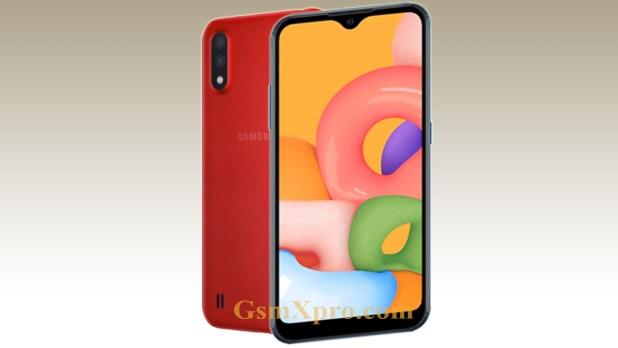 Samsung Galaxy A01 SM-A015 Combination file