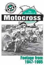 Evolution of Motocross DVD
