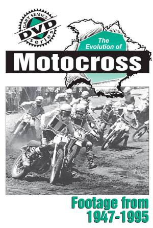 GSMXS Evolution of Motocross front cover