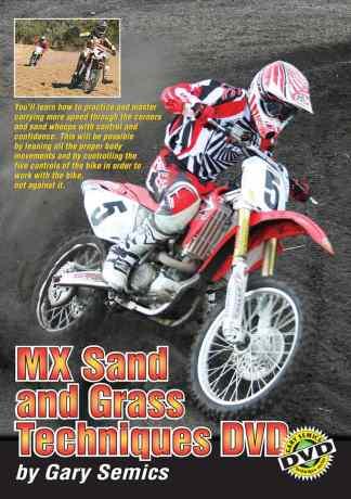 Motocross Sand Grass Techniques