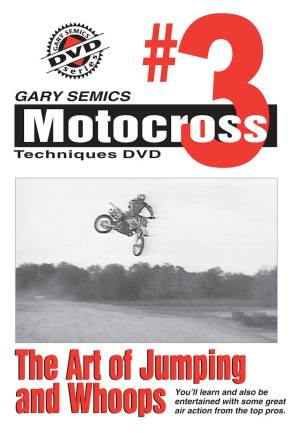 GSMXS MX Art of Jumping and Whoops front cover