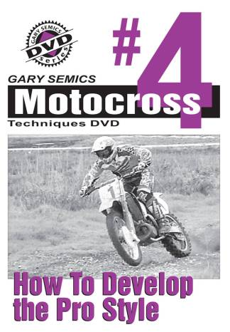 pro motocross riding style