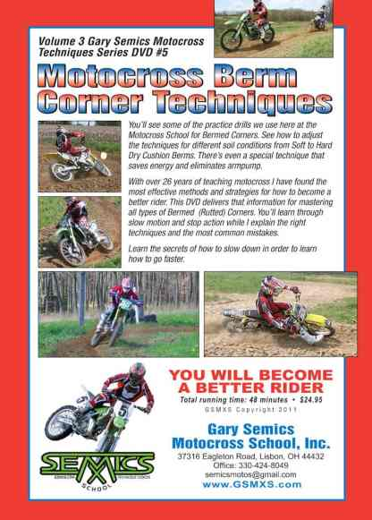Motocross Training Value Pack - V3 second 4 DVD