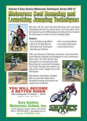 Motocross Training Value Pack - V3 second 4 DVD