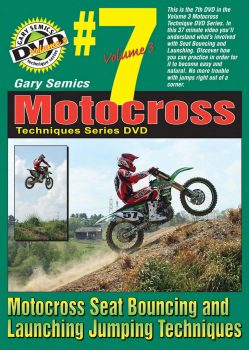 Motocross Seat Bouncing Launching