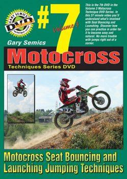 Motocross Seat Bouncing Launching