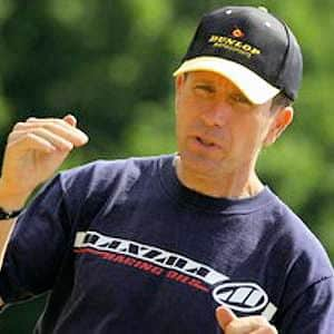 Motocross Champion and Instructor coach Gary Semics