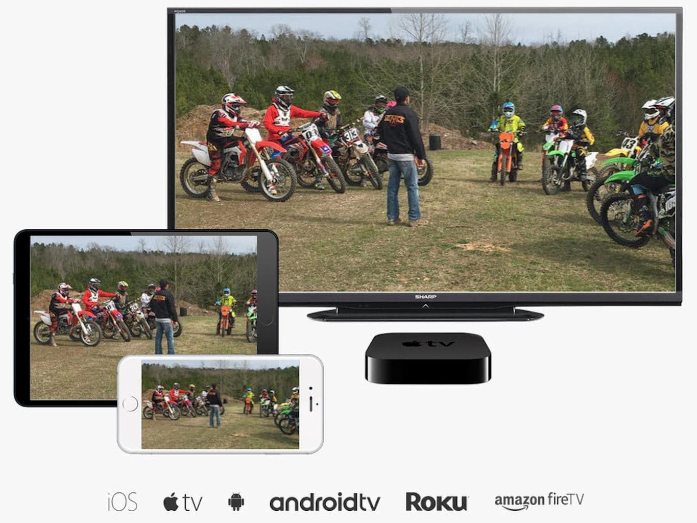 Streaming MX Training Videos