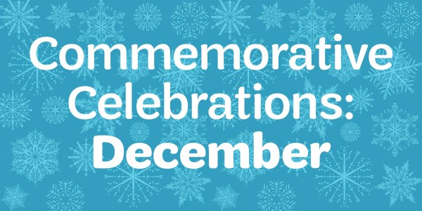 Commemorative Celebrations December Blog Girl Scouts