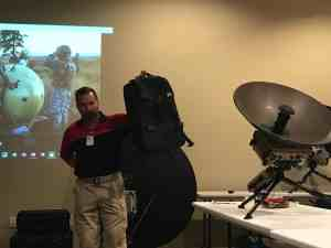 Not all SATCOM is Created Equal: A Field Trip to Tampa Microwave