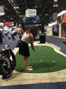 Simulators, Putters, and Huddlers! The GSF at I/ITSEC (and more)!
