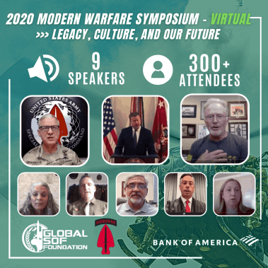Modern Warfare Symposium: Virtual [Recap]