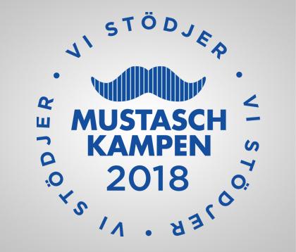 Mustaschkampen 2018