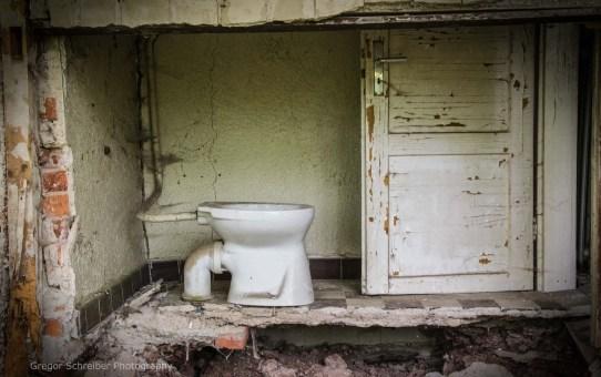 Lost Places - Verlassenes Haus