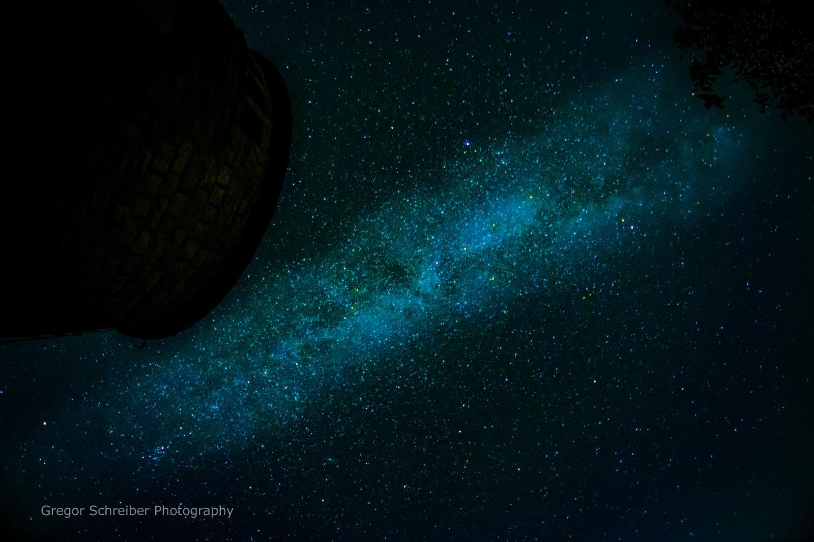 Milchstrasse Astrofotografie