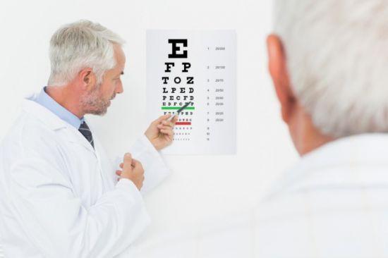 akut gyulladás a szemészetben az egyik szem látásának hiánya