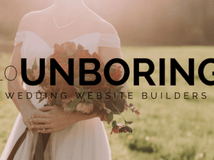 unboring wedding website builders Seattle and Snohomish Wedding and Engagement Photography by GSquared Weddings Photography