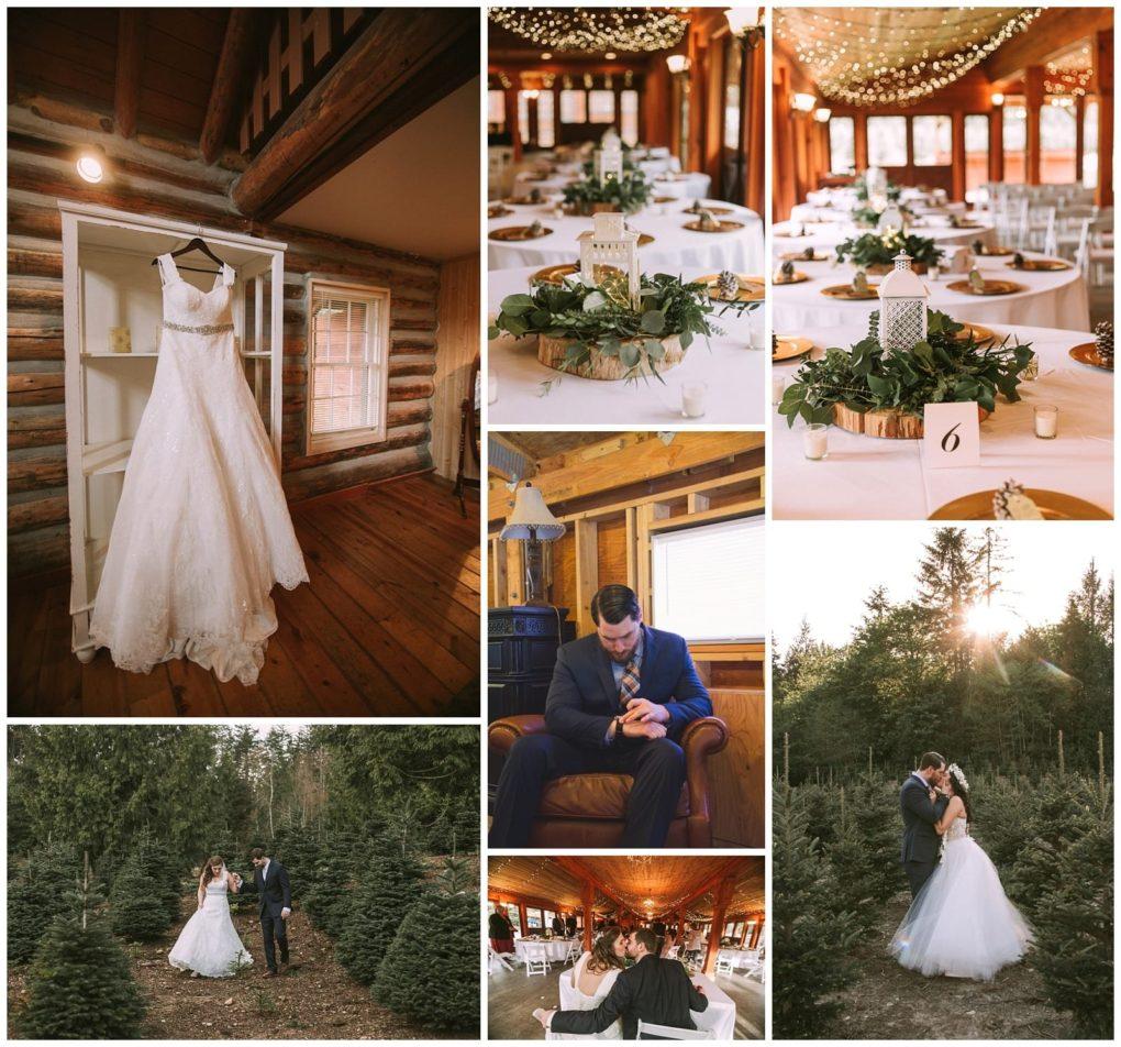 trinitytreefarmwashingtonweddingvenue02 Seattle and Snohomish Wedding and Engagement Photography by GSquared Weddings Photography